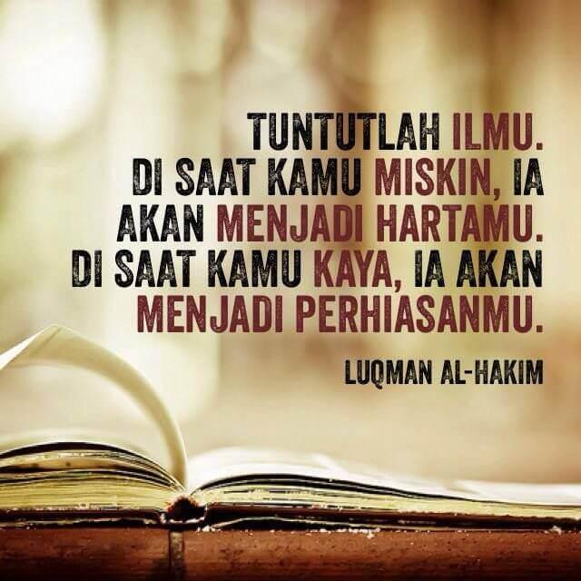 Kata Mutiara Islam Doa Menuntut Ilmu