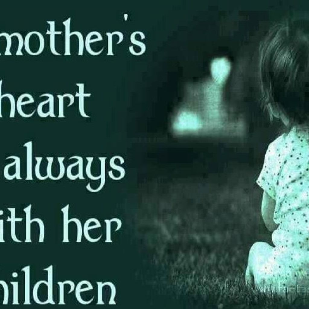 Kata Mutiara Seorang Ibu Kepada Anak