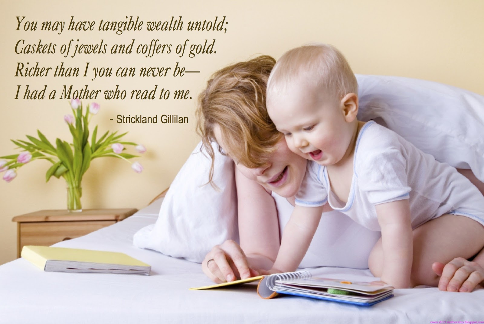 Kata Mutiara Ibu Membaca Hati