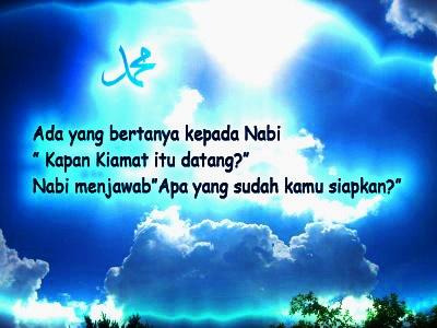 Kata Mutiara Islami Nabi Muhammad