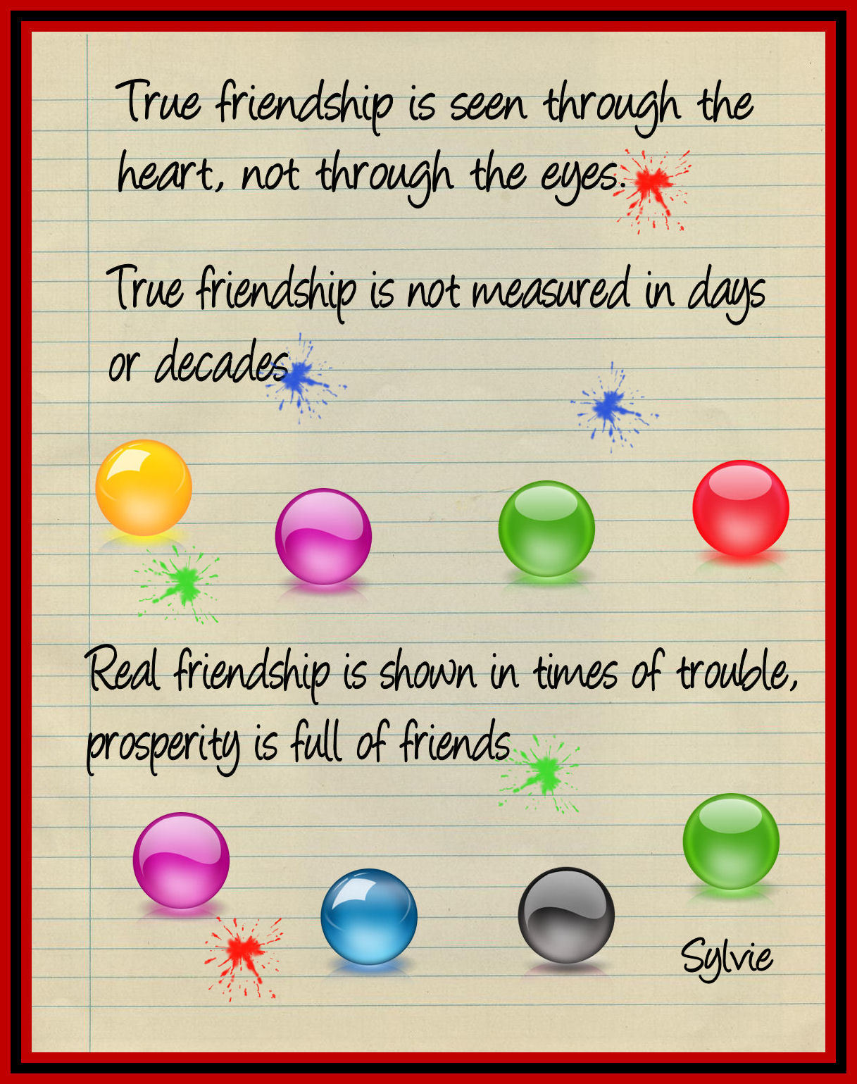 Kata Kata Mutiara Tentang Persahabatan