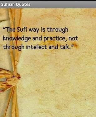 Kata Kata Mutiara Sufi - Sufisme - Sufism