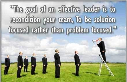 Kata Mutiara Kepemimpinan