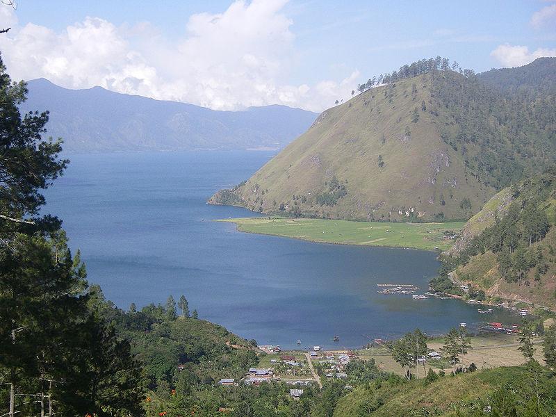 Asal Mula Danau Laut Tawar