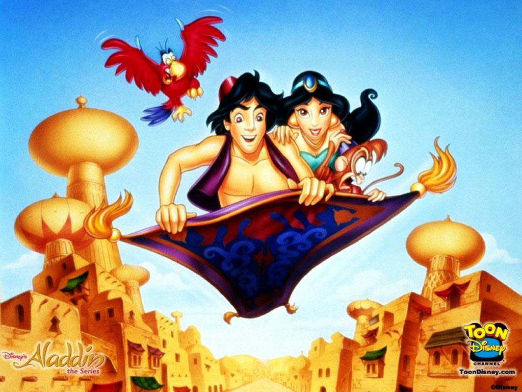 Cerita Dongeng Singkat Puteri Jasmine