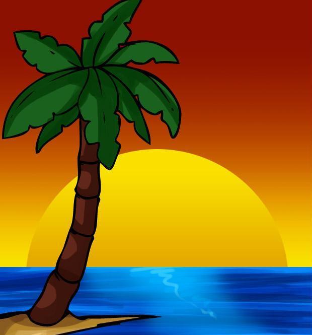 cerita anak asal mula pohon kelapa