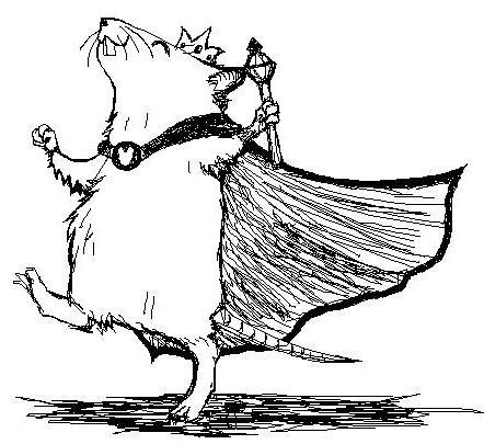 Cerita Fabel Kisah Raja Tikus Mezra
