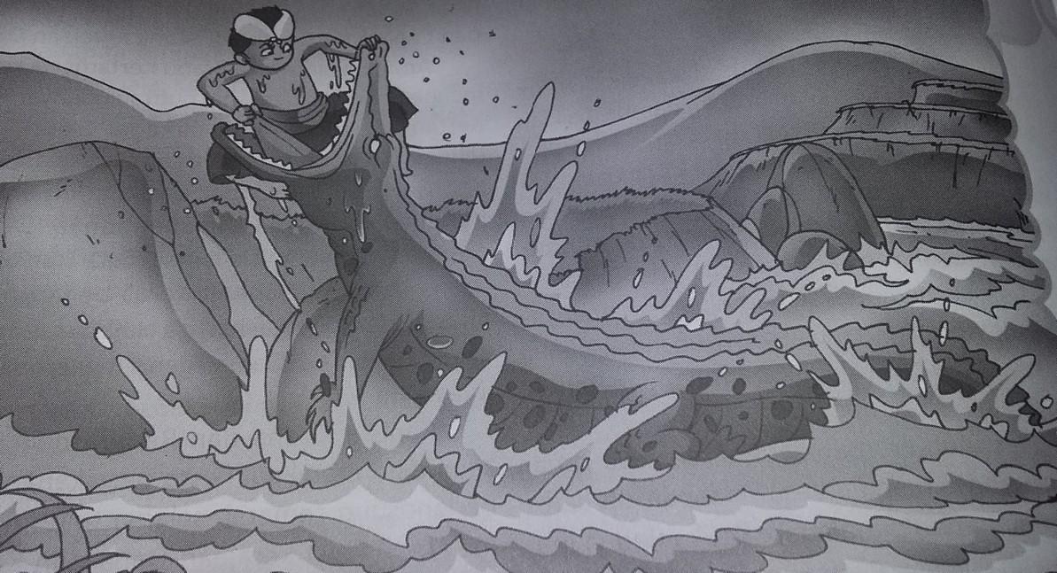 cerita legenda nusantara anak kedelapan prabu wasudewa