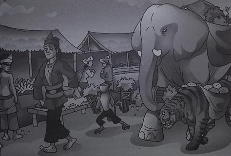 Cerita Daerah Nusantara – Punai Anai