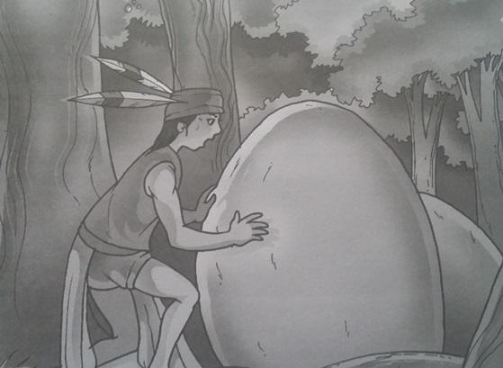 Kumpulan Cerita Rakyat Legenda Nusantara Pulau Nusa