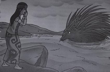 Cerita Pendek Rakyat Indonesia Legenda Sungai Landak