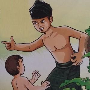 Cerita Rakyat Danau Toba dari Sumatra Utara