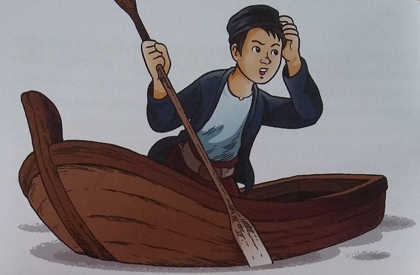 Cerita Rakyat Sumatera Barat Dongeng Anak Si Lebai
