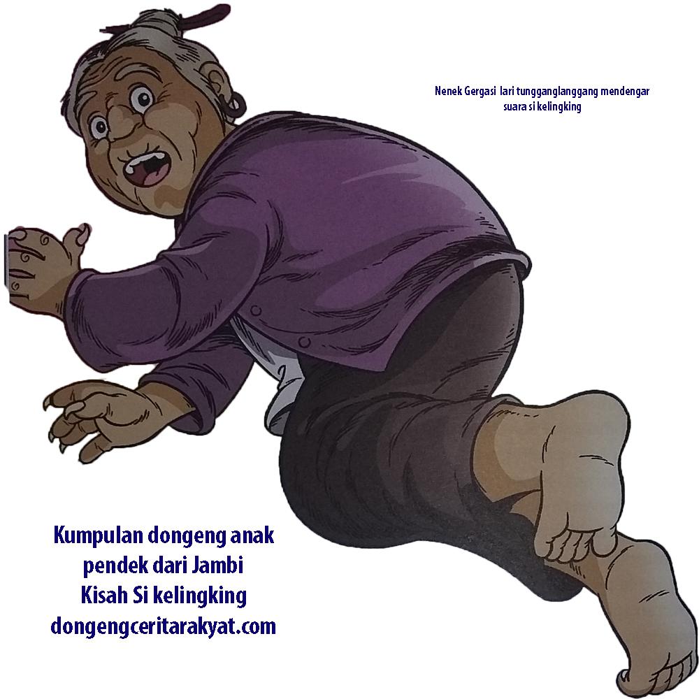 Kumpulan dongeng anak pendek dari Jambi