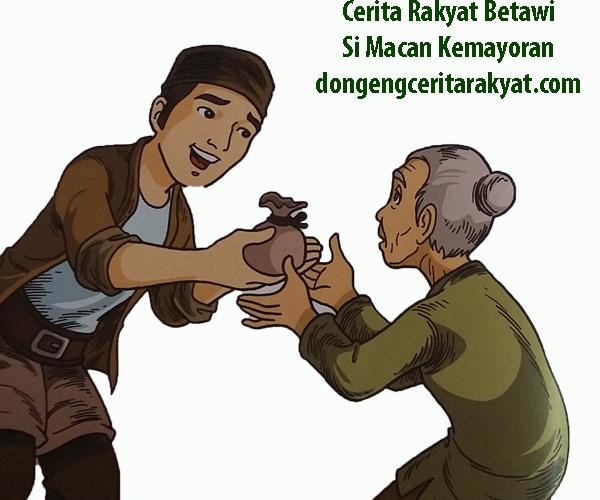 Cerita Rakyat Betawi si Macan Kemayoran
