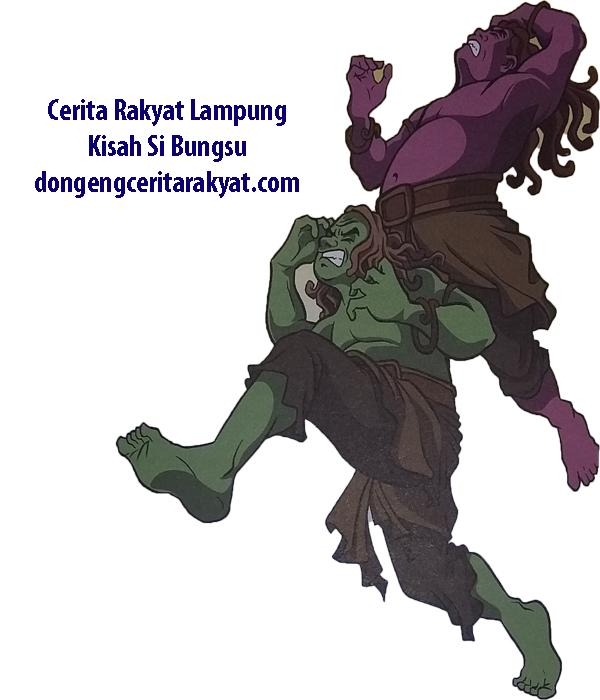 Cerita Rakyat Lampung Kisah Si Bungsu