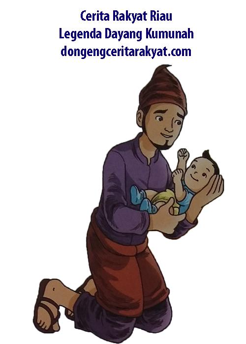 Cerita Rakyat Riau Legenda Dayang Kumunah