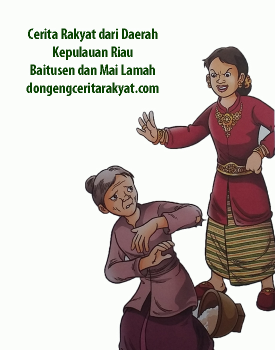 Cerita Rakyat dari Daerah Kepulauan Riau