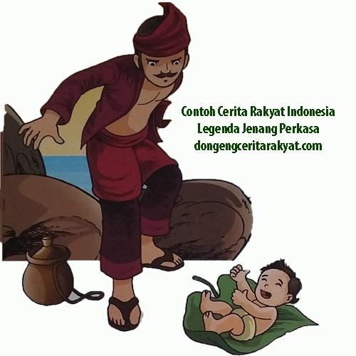 Contoh Cerita Rakyat Indonesia Legenda Jenang Perkasa