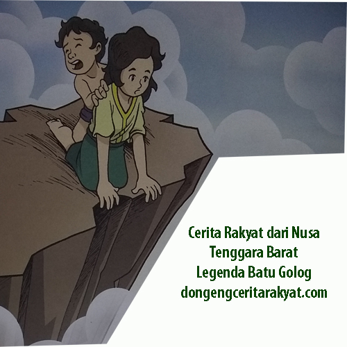 Cerita Rakyat dari Nusa Tenggara Barat Batu Golog