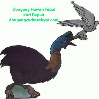 Dongeng Hewan Fabel Terpopuler dari Papua