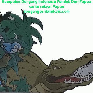 Kumpulan Dongeng Indonesia Pendek