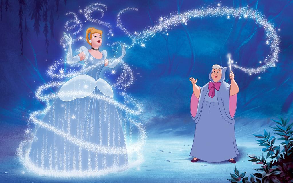 Dongeng Anak Bergambar Cinderella