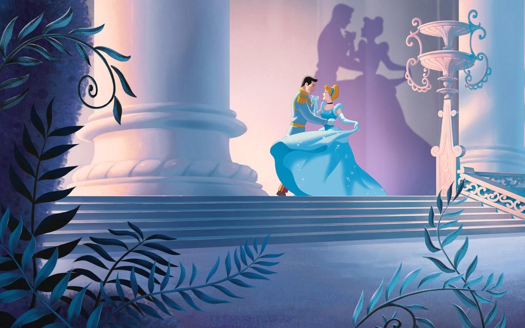 dongeng bergambar cinderella