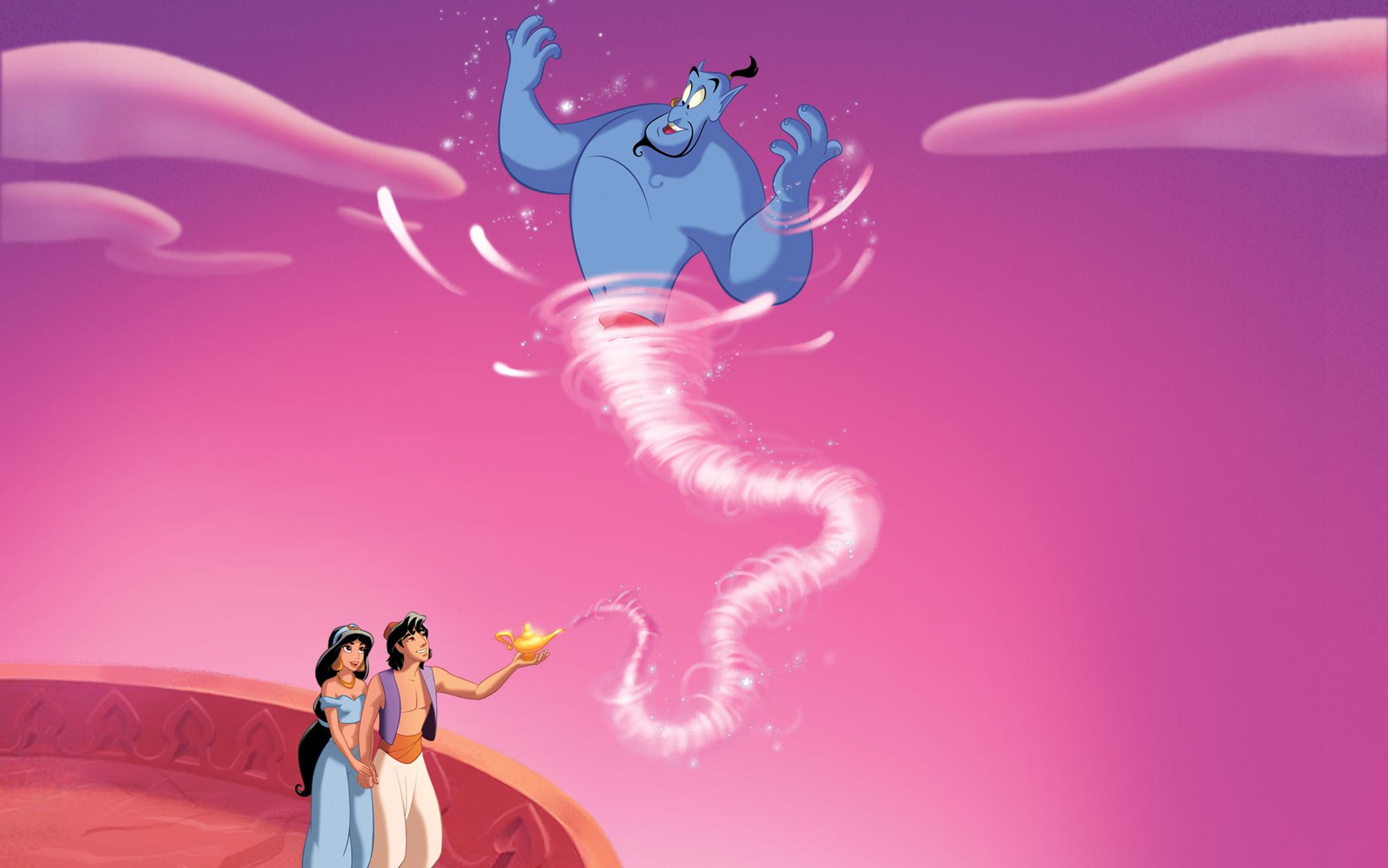 Cerita Dongeng Aladin Dan Lampu Ajaib