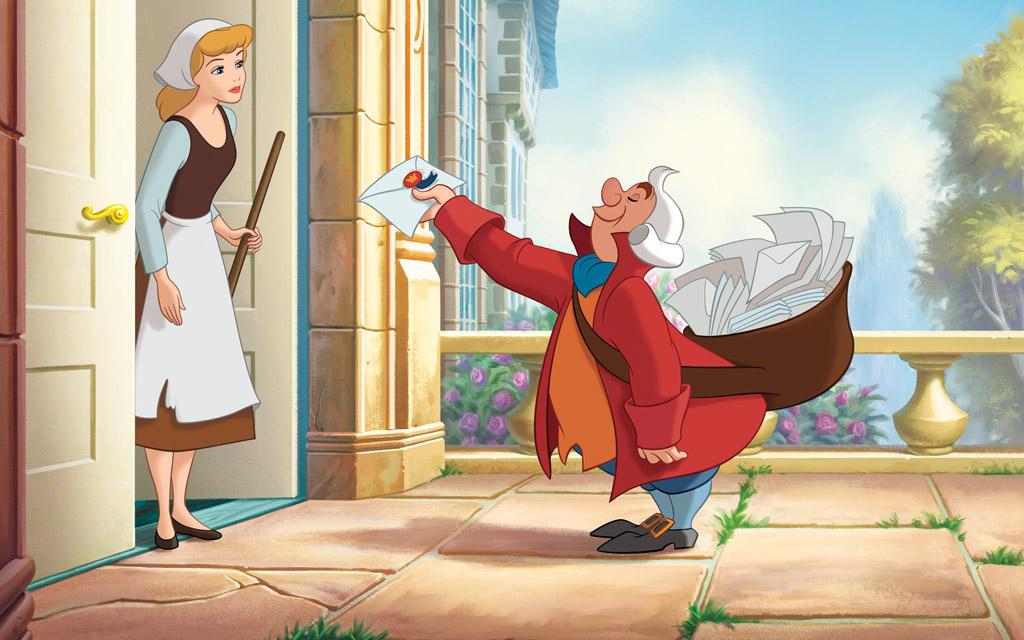 cerita dongeng cinderella dalam bahasa inggris