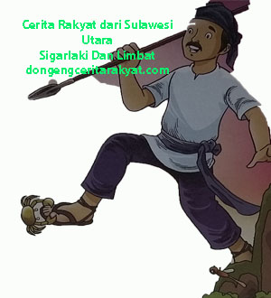 Cerita Rakyat dari Sulawesi Utara Sigarlaki