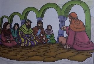 Cerita Anak Muslim Cerita Kisah Nabi Yaqub AS