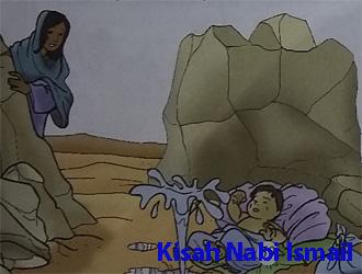 Cerita Kisah Nabi Ismail AS Dongeng Anak Muslim