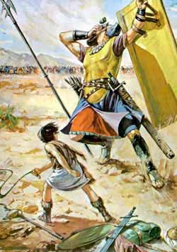 Dongeng Anak Islami Cerita Kisah Nabi Daud