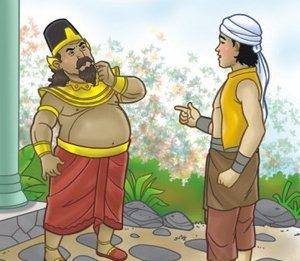 Naskah Drama Cerita Rakyat Aji Saka