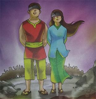 Cerita Rakyat Dari Sumatra Barat Danau Maninjau