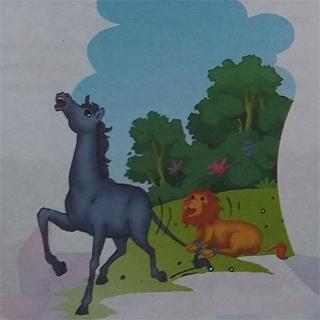 Cerita Tentang Persahabatan Rubah dan Kuda
