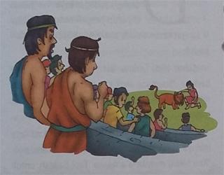 Cerita Rakyat Yunani Persahabatan Androcles dan Singa