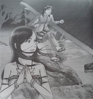Cerita Rakyat Indonesia Sangkuriang Dongeng Tangkuban Perahu