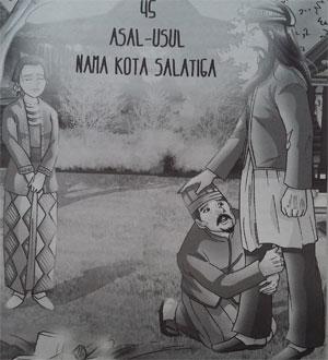 Cerita Rakyat Salatiga Dongeng Dari Jawa Tengah