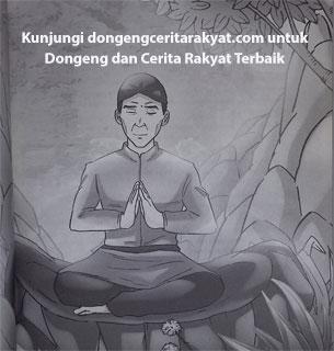 Contoh Dongeng Sunda Asal Usul Batu Kuwung