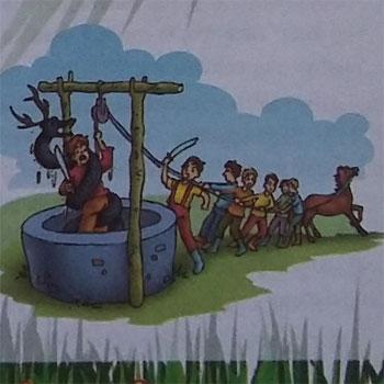Cerita Rakyat Mancanegara Sumur Berhantu Naga Hitam