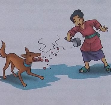 Dongeng Rakyat Jepang Mengapa Anjing Tidak Bisa Bicara
