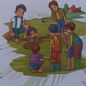 Jenis Cerita Rakyat dari Timur Leste Suku Belut