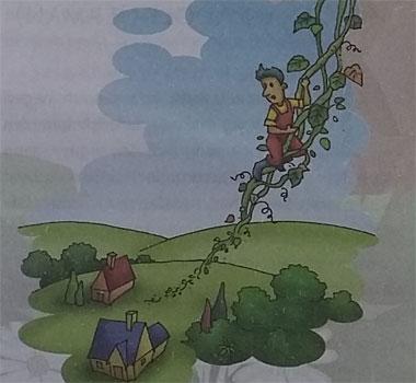 Cerita Rakyat Dari Inggris Jack Dan Pohon Kacang