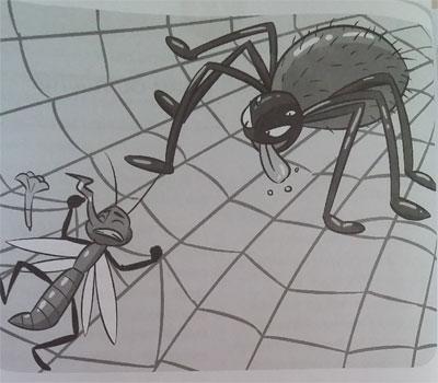 Cerita Dongeng Anak Nusantara Fabel Nyamuk