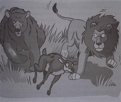 Kumpulan Cerita Anak Nusantara Fabel Singa