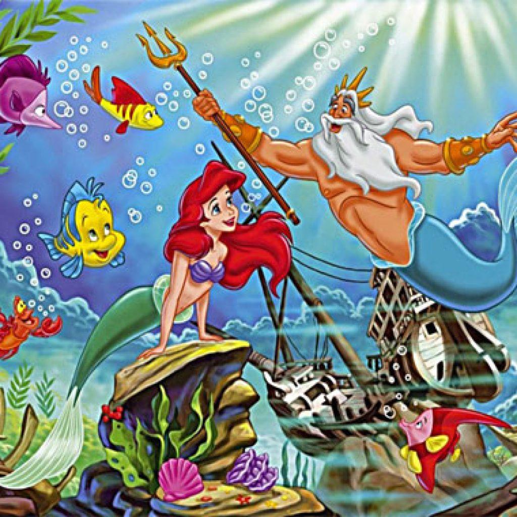 Открытка на день нептуна