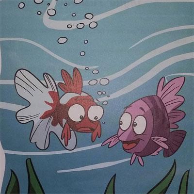 Fabel Dongeng Dongeng Indonesia Ikan Mas