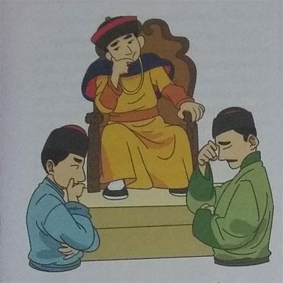 Kisah Anak Anak dari Cina : Berat Seekor Gajah